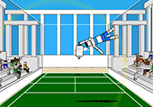 Tennis ragdoll : une autre version du tennis