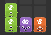 2048 version Fuzzy monster pour PC