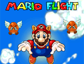 Mario : attention il vole