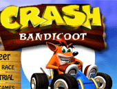 Crash Bandicoot : jeu de course 3D
