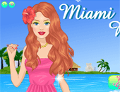 Barbie à Miami