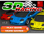 voiture :3D racing