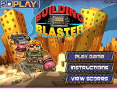 Building blaster : le destructeur