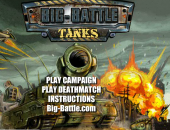 Big Battle Tanks : guerre
