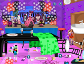 rangement Monster High