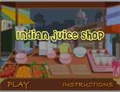 Cuisine : indian juice shop