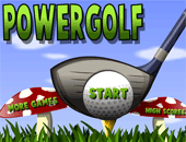 Powergolf : jeu de golf
