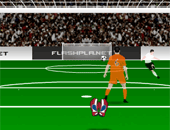 Gardien de But : jeu de football