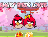 Angry Birds Amoureux