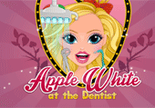 Apple White chez le Dentiste