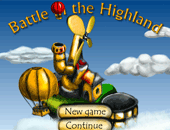 guerre : Battle in the Highland