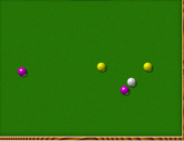 Crazy Pool : billard