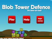 défense : Blob Tower defence