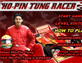 Course de F1 : Ho Pin