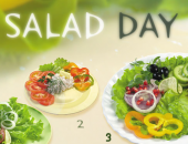 cuisine : Salad Day