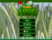 grenouille : Cyber Frog