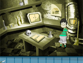 Aventure :jeu Point and click