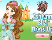 Jeu Ever After High Ashlynn Ella