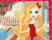 Jeu Ever After High Apple White relooking