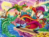 Peter Pan : Lettres Cachées