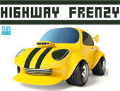 voiture ; highway Frenzy