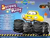 Course de voitures : Street Rally