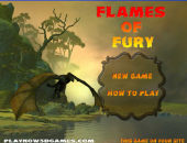 Dragons : Flames of fury