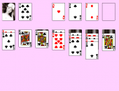 solitaire : cartes