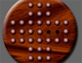 Solitaire : Chinese checkers