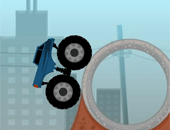 Jeux  de voiture , Monster truck Trials