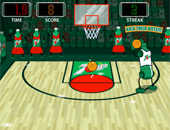 Basketbots : jeu de basket
