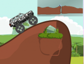 jungle truck : course de 4*4