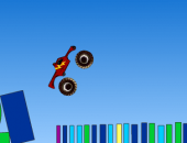 Thor Monster Truck : jeu de course