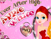 Jeu Ever After High avec Apple White