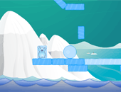 Physics Games : l'ours polaire