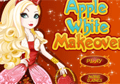 Super Maquillage Apple White