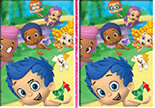 6 erreurs Bubble guppies