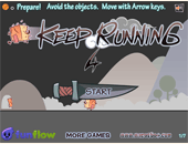 réflexe : keep running