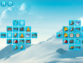 Mahjong Connect Antarctique