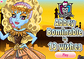 Relooker Abbey Bominable