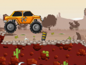 Monster Hummer 2 : jeu de course