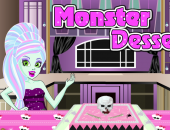 Cuisine à Monster High