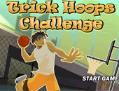 Basketball : hoops challenge