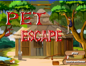 Pet Escape game