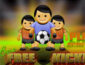 Football : Best free kicker : jeu gratuit