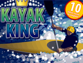 Course de Kayak