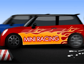 Mini Racing ; attention les yeux !