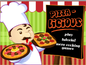 jeu cuisine pizza d licious gratuit sur. Black Bedroom Furniture Sets. Home Design Ideas