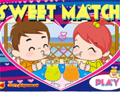 fille : sweet match