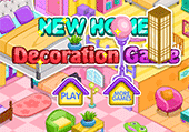 New home decoration game